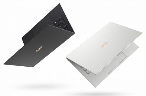 Новая модель ноутбука Acer Swift 7 весит 890 г, имеет толщину менее 10 мм и стоит от 1700 долларов