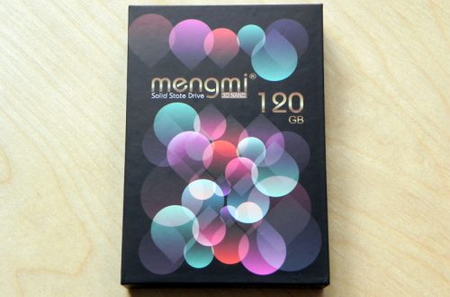 SSD Mengmi 120gb. Все не так плохо.