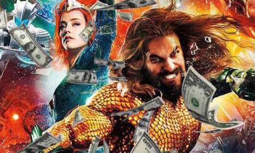 Сборы «Аквамена» установили новый рекорд для киновселенной DC