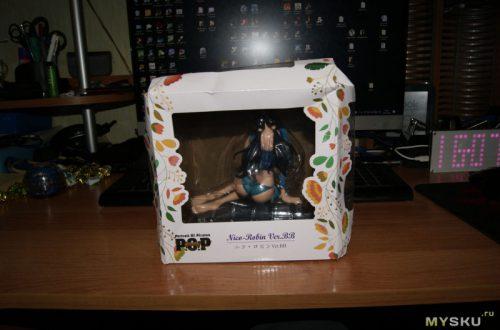One Piece: P.O.P. Nico Robin Ver. BB 1/8