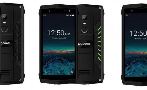"""Смартфон Poptel P8 - доступный """"броневик"""" с IP68 и NFC-модулем"""