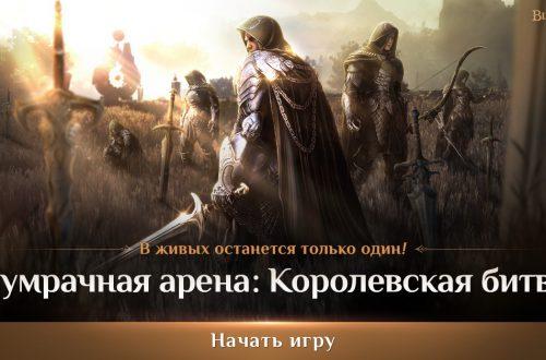 В Black Desert добавили «Королевскую битву»
