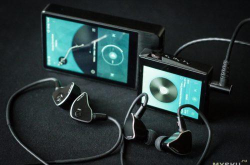 LZ HIFI A6 — технологичные гибридные наушники с возможностью настройки звука