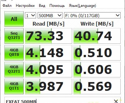 Флешка Netac U903 на 128GB
