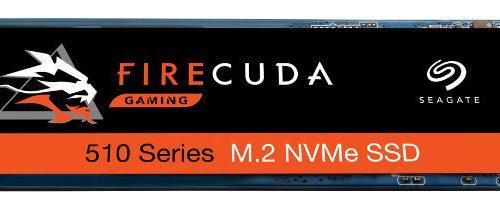 Твердотельные накопители Seagate FireCuda 510 и BarraCuda 510 типоразмера M.2 поддерживают протокол NVMe 1.3