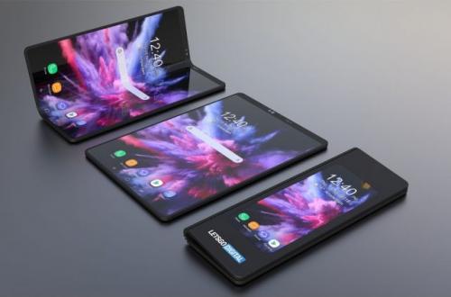 Samsung подтвердила, что сгибающийся Samsung Galaxy F будет стоить вдвое больше премиального смартфона