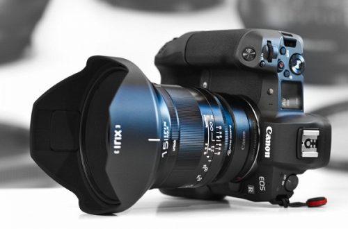 По заверению производителя, все объективы Irix полностью совместимы с камерами Canon EOS R