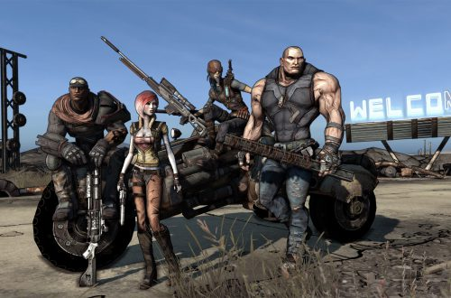Borderlands: Game of the Year Edition может обзавестись ремастером