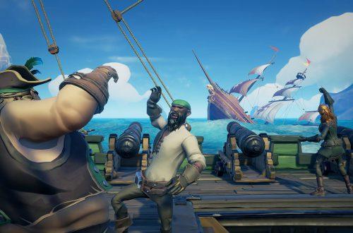 Sea of Thieves - В игре появится сюжетная кампания