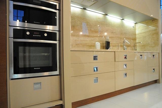 духовка плита кухня
