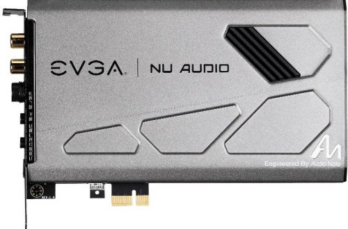 Звуковая карта EVGA NU Audio оценена производителем в 250 долларов