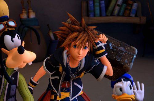 Kingdom Hearts 3 - После релиза выйдет сразу несколько патчей