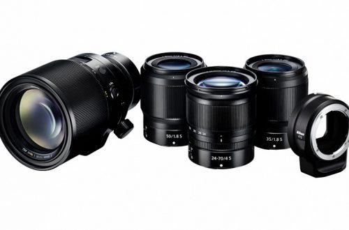 Обновлен график выпуска объективов системы Nikon Z — с 2018 по 2021 год должно быть выпущено 23 модели