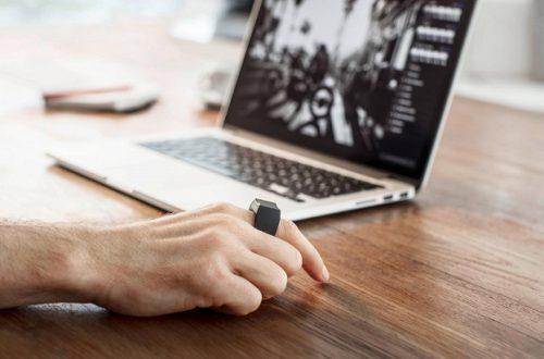 Padrone привезет на CES 2019 компьютерную «мышь», которая надевается на палец