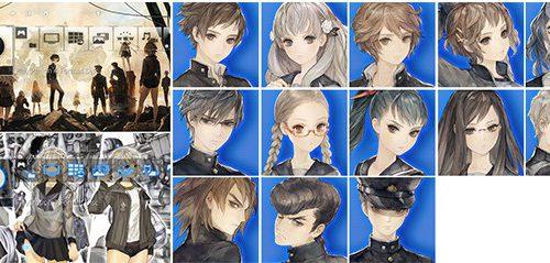 Представлены главные герои адвенчуры 13 Sentinels: Aegis Rim