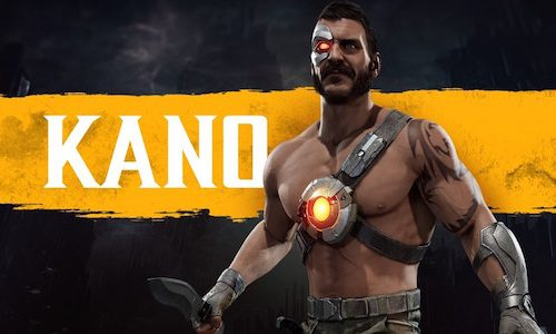 Кано пополнил список персонажей Mortal Kombat 11