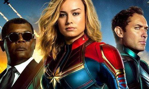 Возрастной рейтинг «Капитана Марвел» не удивляет