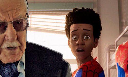 Вы пропустили второе камео Стэна Ли в «Человеке-пауке: Через вселенные»