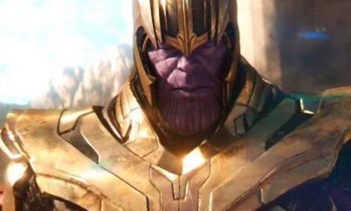 Новый взгляд на внешность Таноса из «Мстителей: Финал»