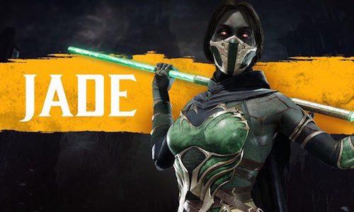 Джейд стала новым бойцом Mortal Kombat 11