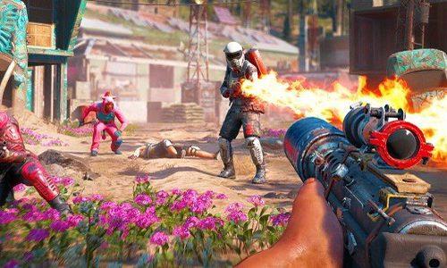 Решение проблем Far Cry: New Dawn : тормоза, баги и ошибки