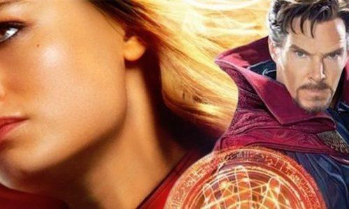 Доктор Стрэндж появится в «Капитане Марвел»?