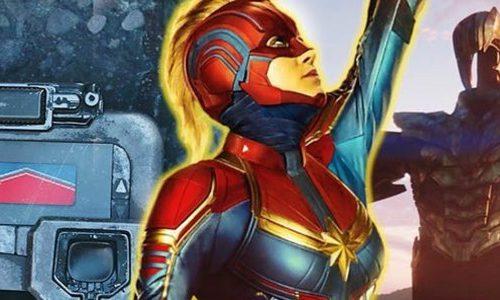 Что известно о роли Капитана Марвел в «Мстителях 4: Финал»