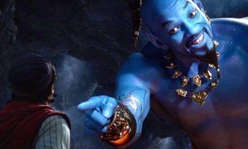 Disney защитили Джина Уилла Смита из «Алладина»