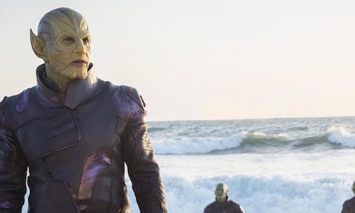 Новый взгляд на Талоса из «Капитана Марвел»