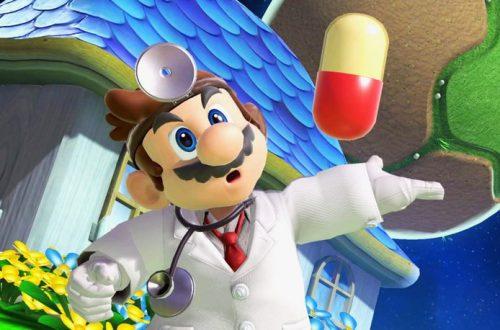 Супер Марио станет врачом на iOS и Android