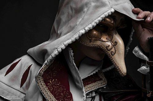 Отечественный косплей на Assassin's Creed