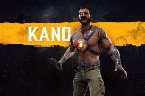 В Mortal Kombat 11 появится возможность сыграть за Кано, но не за Кронику