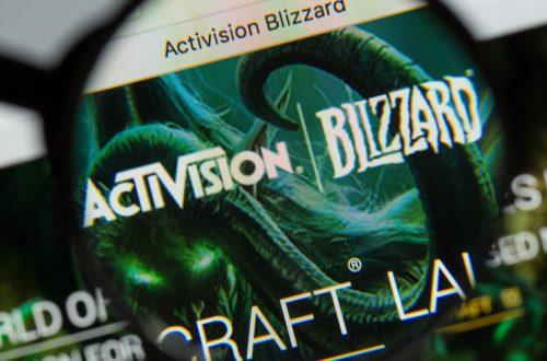 Apple рекомендуют купить Activision Blizzard