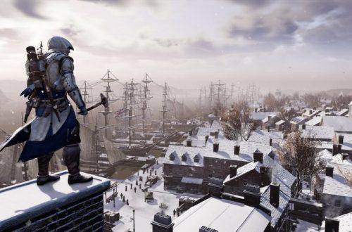 Ремастер Assassin's Creed 3 получил дату релиза и новый трейлер