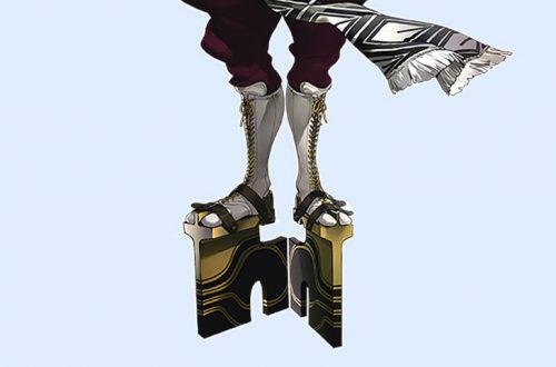 Автор этого блога коллекционирует обувь из JRPG