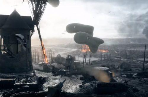 Фанат сделал атмосферный трейлер Battlefield V из кадров реального геймплея