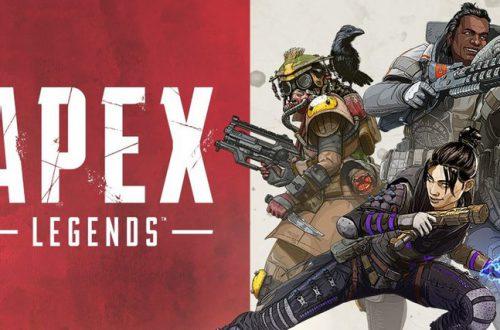 Первый турнир по Apex Legends и намеки на рейтинговый режим