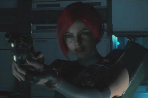 Моддер скрестил Resident Evil 2 и Dino Crisis