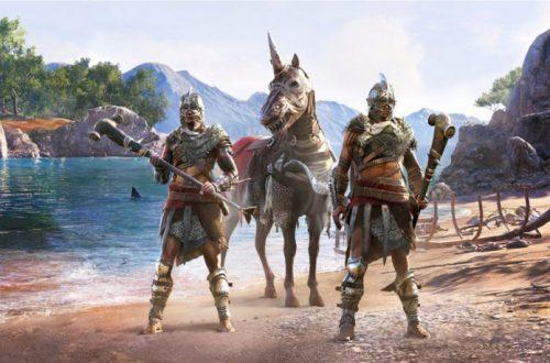 Ubisoft рассказала о февральском обновлении Assassin's Creed: Odyssey