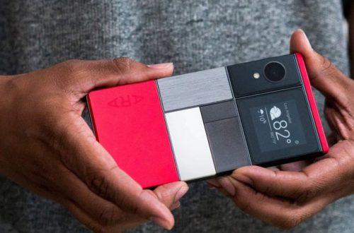 Google зарегистрировала патент на самосборный смартфон