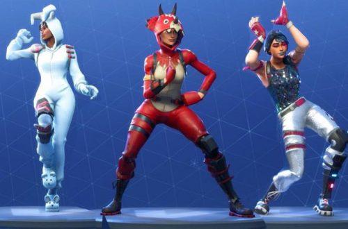Создатели Fortnite не собираются платить владельцам украденных танцев