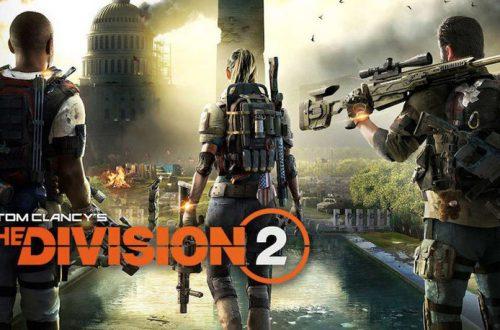 За предзаказ The Division 2 издательство Ubisoft дарит дополнительную игру