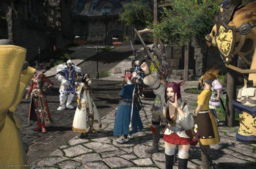 На гей-параде в Сиднее представят отдельный стенд с Final Fantasy XIV Online