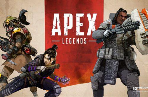 Слух: в Apex Legends появится энергетическая винтовка Havoc