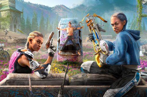 Обзор Far Cry: New Dawn, или необычайно яркий постапокалипсис