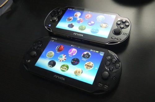 Sony прекращает производство PS Vita в Японии
