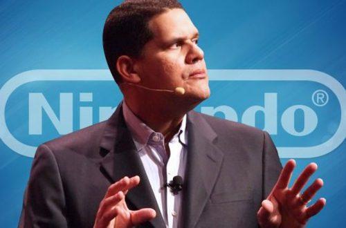 Президент Nintendo of America Реджи Фис-Эме подал в отставку