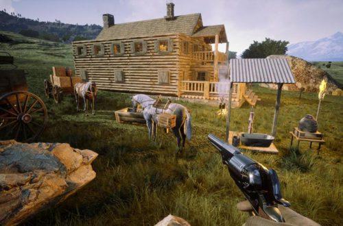 Дикий Запад, ковбои и дуэли — анонсирована Outlaws of the Old West