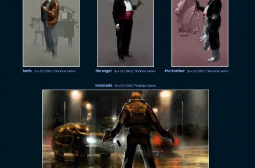 Действия Max Payne 3 должны были происходить в России