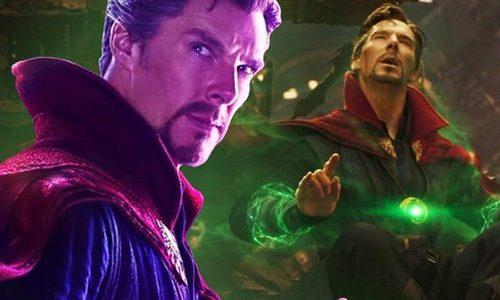 Роль Доктора Стрэнджа в «Мстителях 4: Финал»